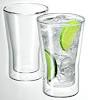 Avanti Uno Twin Wall Glass 250ml. Set of 2.