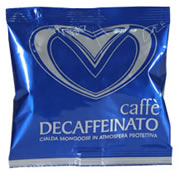 Morosito Decaffeinated Espresso Coffee Pod 7gr 100pack