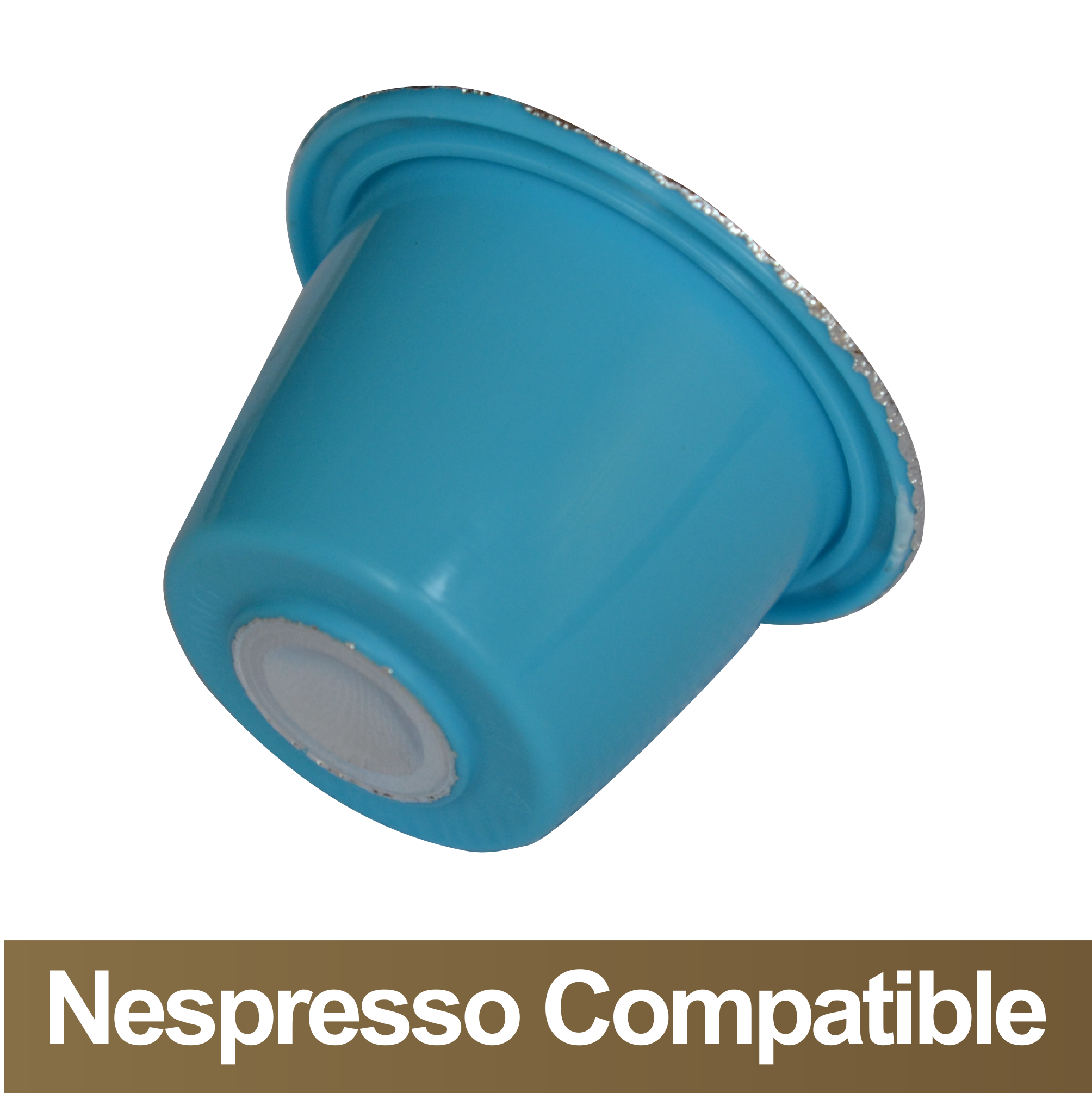 Best Espresso URANUS DECAF Coffee Capsules. Pack of 50